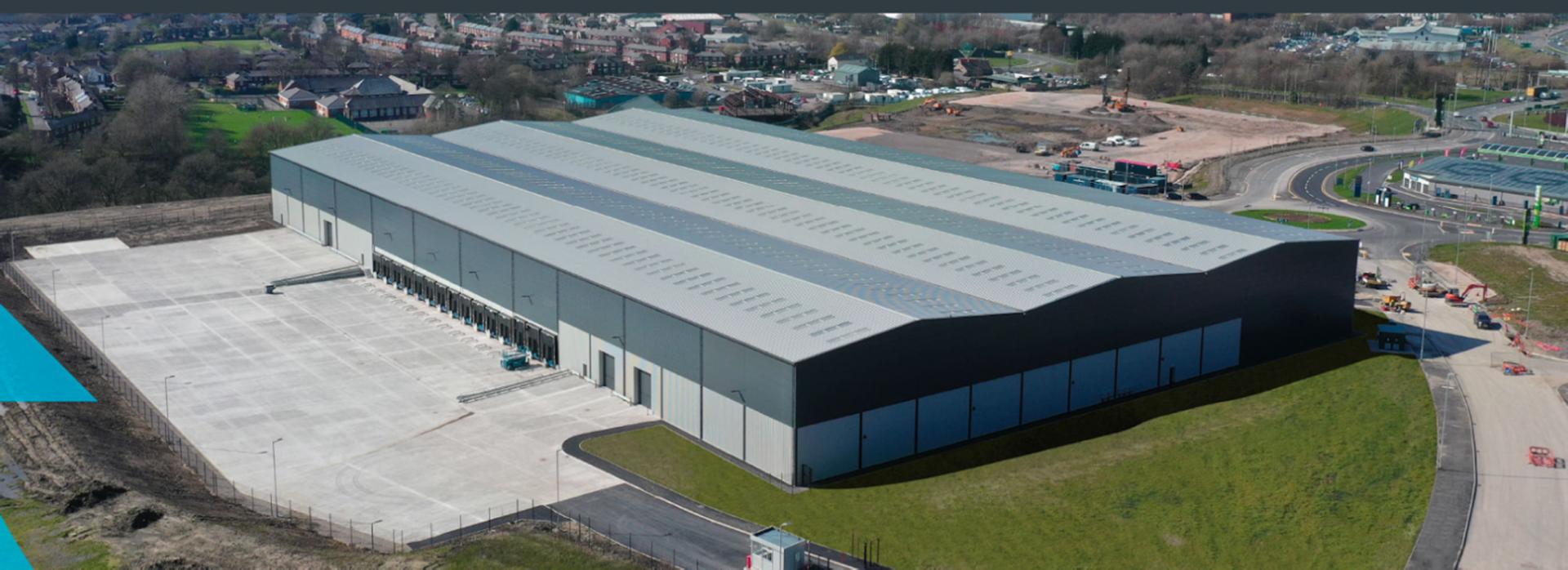 UK Logistics hub